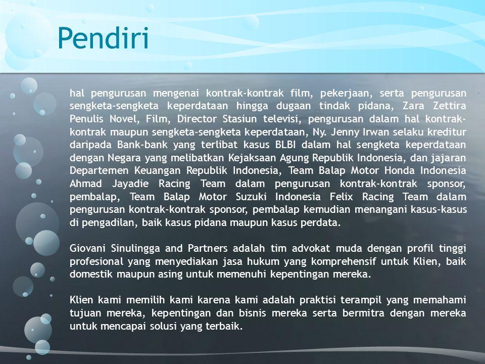 OUR CLIENT 13.PT.Ecomm International 14.PT. Sumber Daya Nusaphala 15.PT.