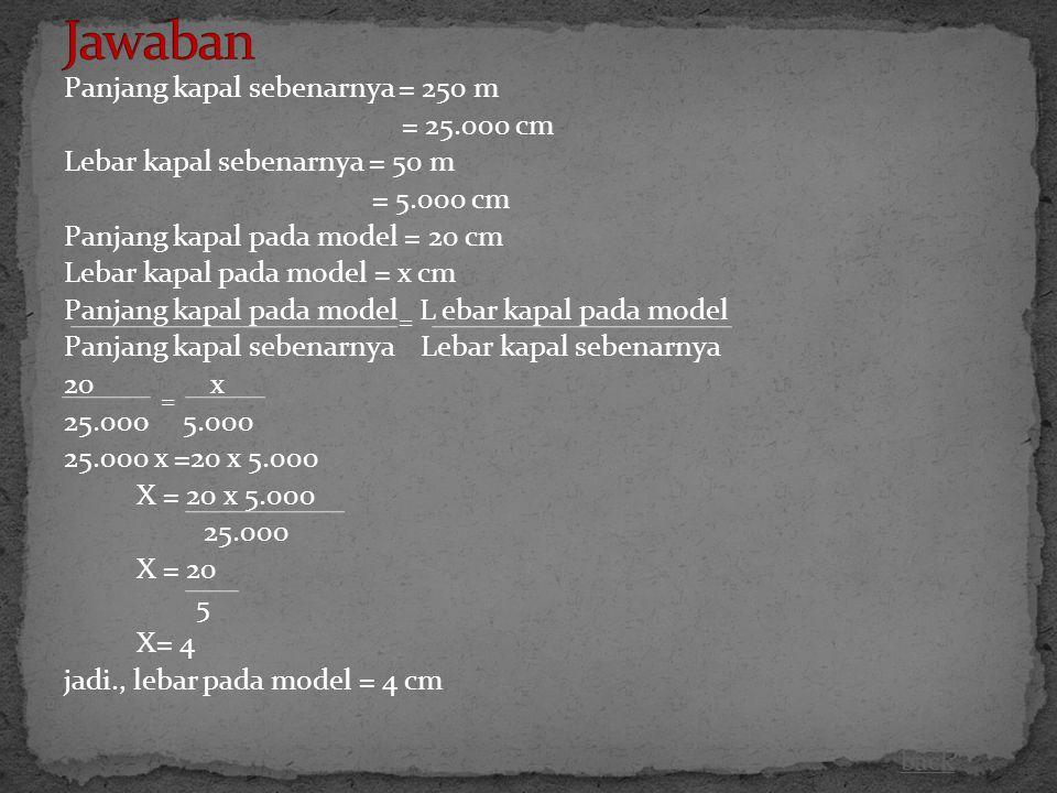  Dua bangun dengan bentuk yang sama dan bersisi lurus merupakan sebangun jika memenuhi dua syarat yaitu:  1.