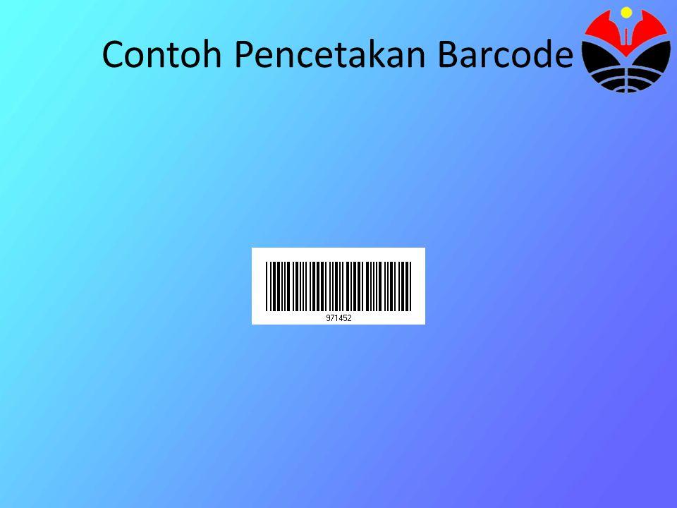 Gambar Barcode Scanner