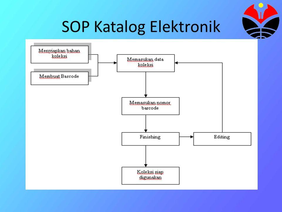 Feature Software otomasi Perpustakaan • Katalog elektronik atau biasa disebut juga dengan OPAC(Online Public Access Catalog) • Sirkulasi • Input dan e