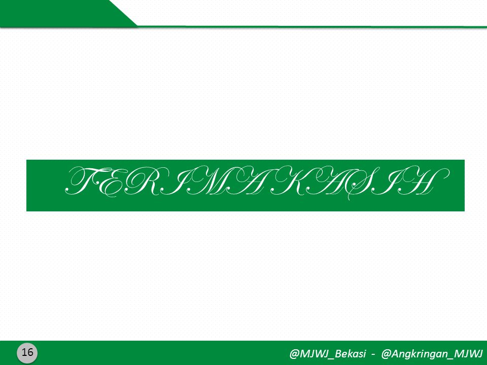 @MJWJ_Bekasi - @Angkringan_MJWJ TERIMA KASIH 16