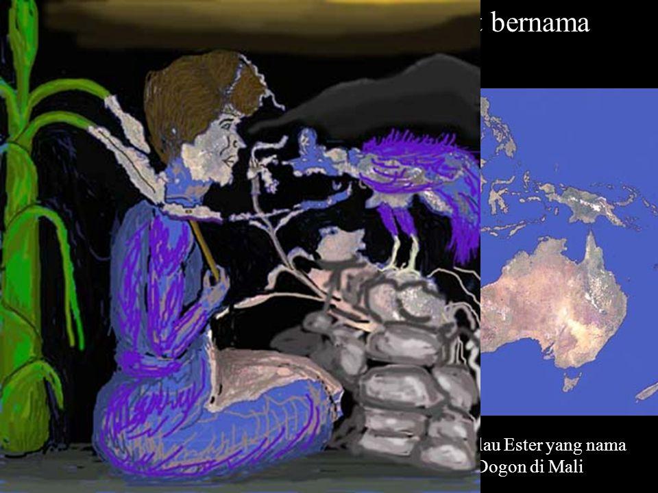 Ekspresi berikut melihatkan tempat bernama Paku Bumi Matanya di Malinau.