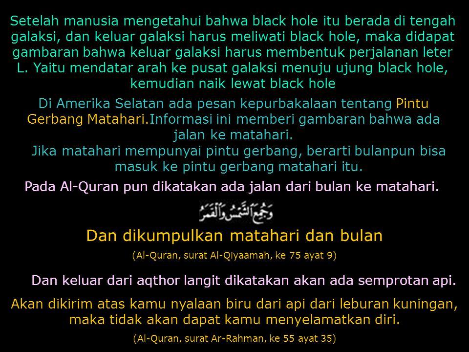 I.TANGGA-TANGGA I.TANGGA-TANGGA NAIK ( AL-MA'ARIJ ) Kamus kata tangga itu disebut di dalam Al-Quran pada surat ke 43 ayat 33. Ayat itu berbunyi sbb: D