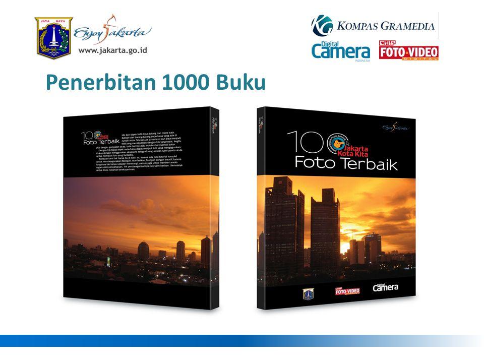 Penerbitan 1000 Buku