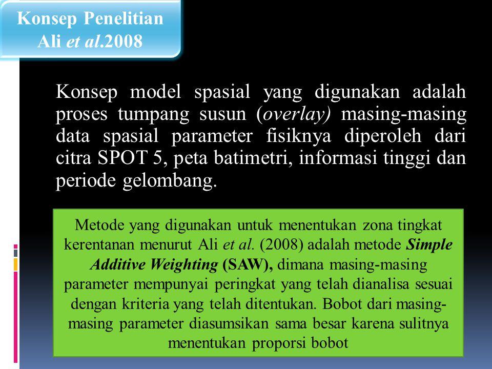 IKL4-66,1-88,1-1010,1-12 KerentananKurang rentanAgak rentanRentanSangat rentan Tabel 4.