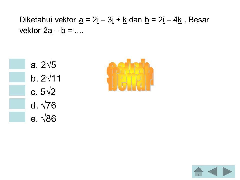 Diketahui matriks A = B = C = maka adalah.... •a. •b. •c. •d. •e.