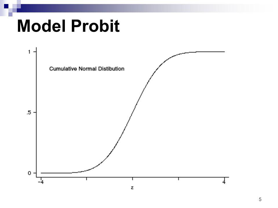 5 Model Probit