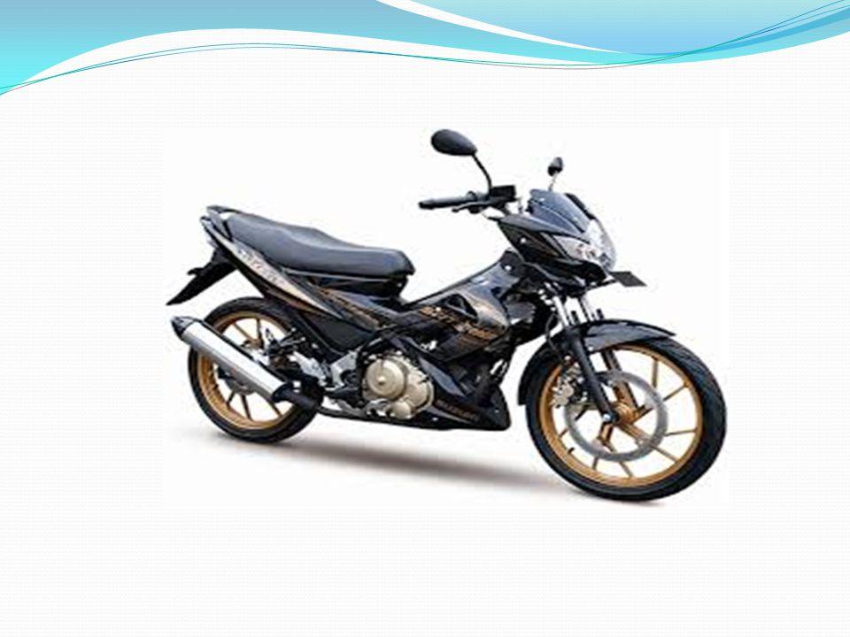 Kelebihan & Kekurangan Kelebihan Kekurangan  Merupakan motor sport  Kecepatannya besar dengan kapasitas 150cc  Body dan striping motornya bagus  Harganya standart  Bensinnya cukup boros  Suara mesinnya agak kasar  dll