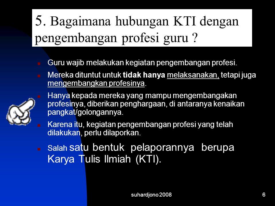 suhardjono 20087  A sli, penelitian BUKAN merupakan plagiat, jiplakan, atau disusun dengan niat dan prosedur yang tidak jujur.
