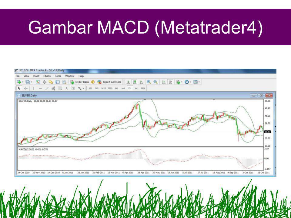Gambar MACD (Metatrader4)