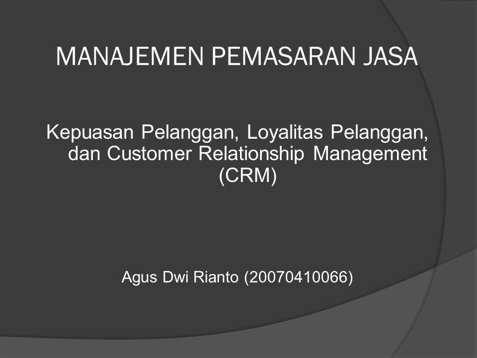 Hubungan Customer Relationship Management dapat dipilih karena dianggap memberikan keuntungan sebagai berikut :  Kualitas dan efisiensi  Penurunan biaya keseluruhan  Pendukung keputusan  Kemampuan perusahaan  Pelanggan perhatian  Meningkatkan profitabilitas  Peningkatan perencanaan  Peningkatan pengembangan produk