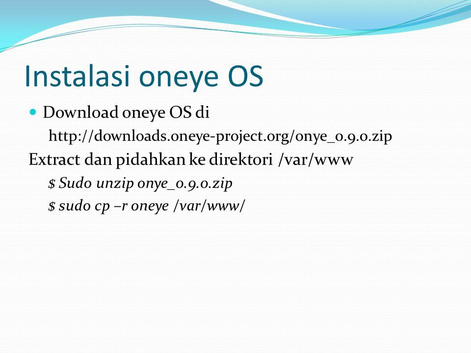 Cek Directory Permittions