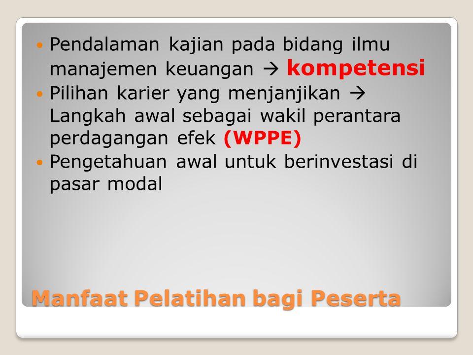 PASAL 93 Dilarang dg cara apapun Membuat pernyataan/ memberi keterangan materiil Yang tidak benar/menyesatkan; Mempengaruhi harga efek di bursa; Mengetahui/sepatutnya mengetahui pernyataan/ket tsb secara materiil tidak benar/menyesatkan; Tidak cukup berhati-hati dalam menentukan kebenaran Materiil dari pernyataan atau keterangan tersebut