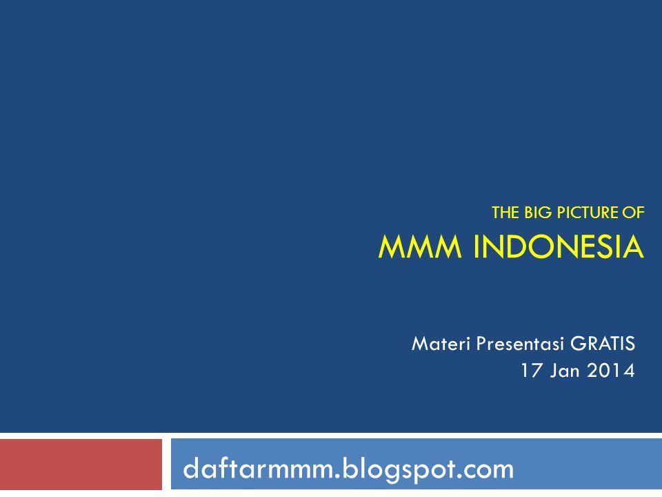 Jika Anda siap bergabung pada MMM ? 12 daftarmmm.blogspot.com