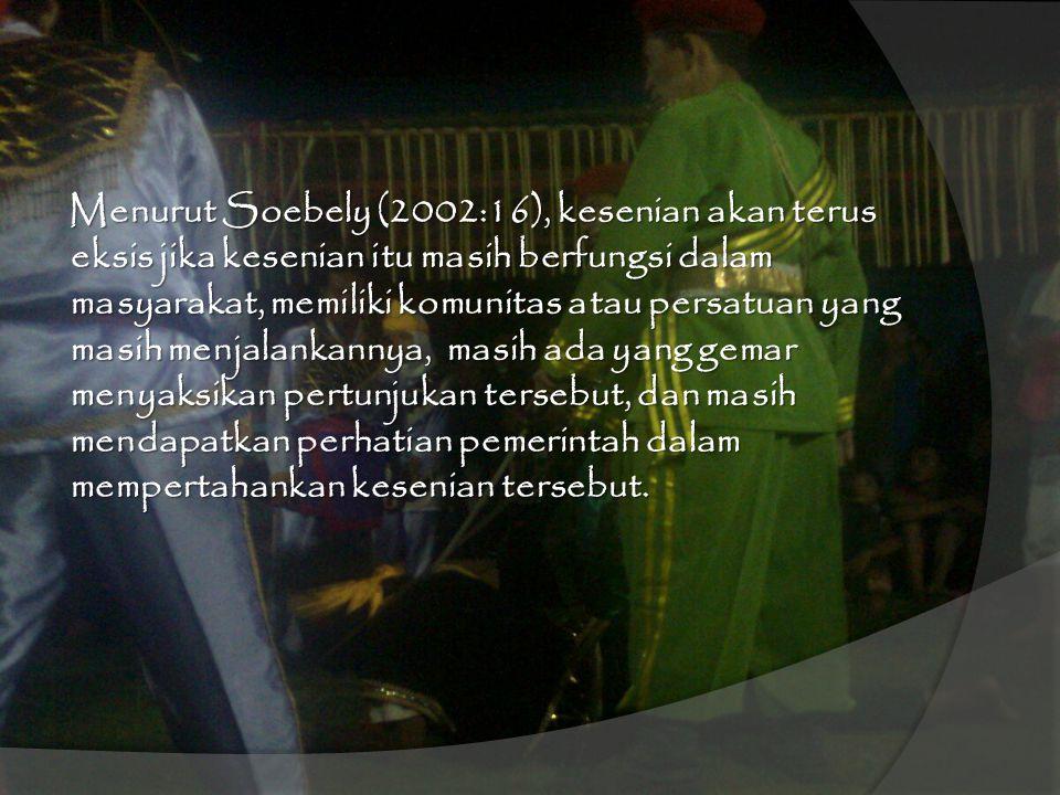 Latar Belakang  Mamanda merupakan salah satu bentuk kesenian rakyat Kalimantan Selatan yang tumbuh dan berkembang di daerah Kalimantan Selatan.  Men