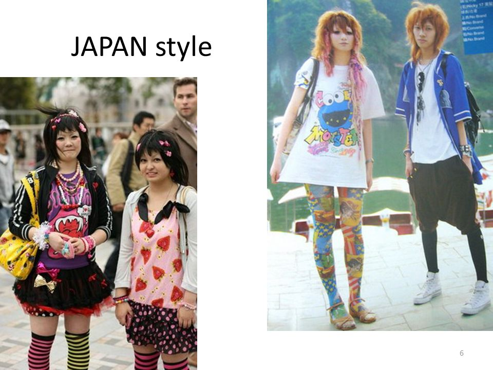 JAPAN style 6