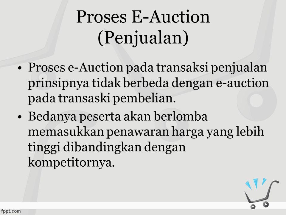 E-Auction Pada Ebay