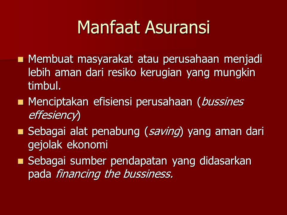 Perspektif Ulama & Cendekiawan Muslim  Mengharamkan asuransi dalam segala macam dan bentuknya sekarang ini, termasuk asuransi jiwa.