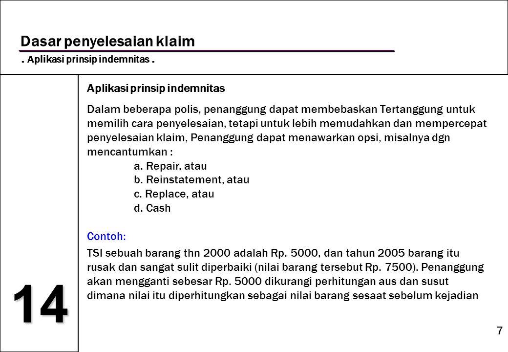 28 14 Penyelesaian sengketa.Ombudsman.