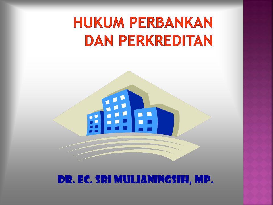 DR. Ec. SRI MULJANINGSIH, MP.