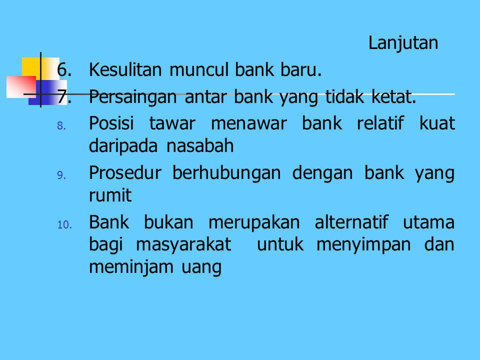 KEADAAN BANK SEBELUM DEREGULASI 1. Tidak adanya peraturan perundangan yang mengatur secara jelas tentang perubahan di Indonesia. 2. Kredit Likuiditas