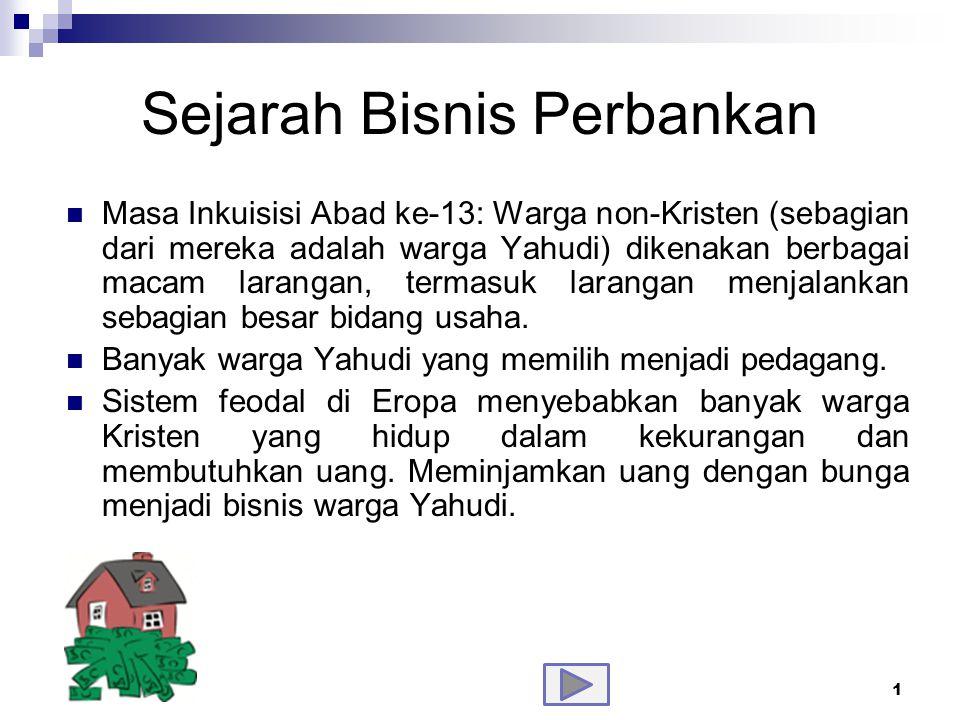 12 Larangan Riba (Fatwa-fatwa)  FATWA MAJELIS ULAMA INDONESIA No.1 Tahun 2004 tentang Bunga/Fa'idah: Praktek pembungaan uang saat ini telah memenuhi kriteria riba yang terjadi pada jaman Rasulullah SAW, yakni Riba Nasi'ah.