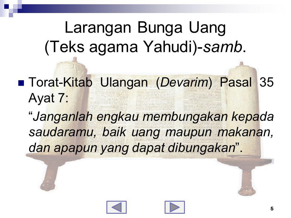 46 Fatwa DSN tentang Musyarakah No.08/DSN-MUI/IV/2000  Ijab Qabul harus secara eksplisit menunjukkan tujuan akad.