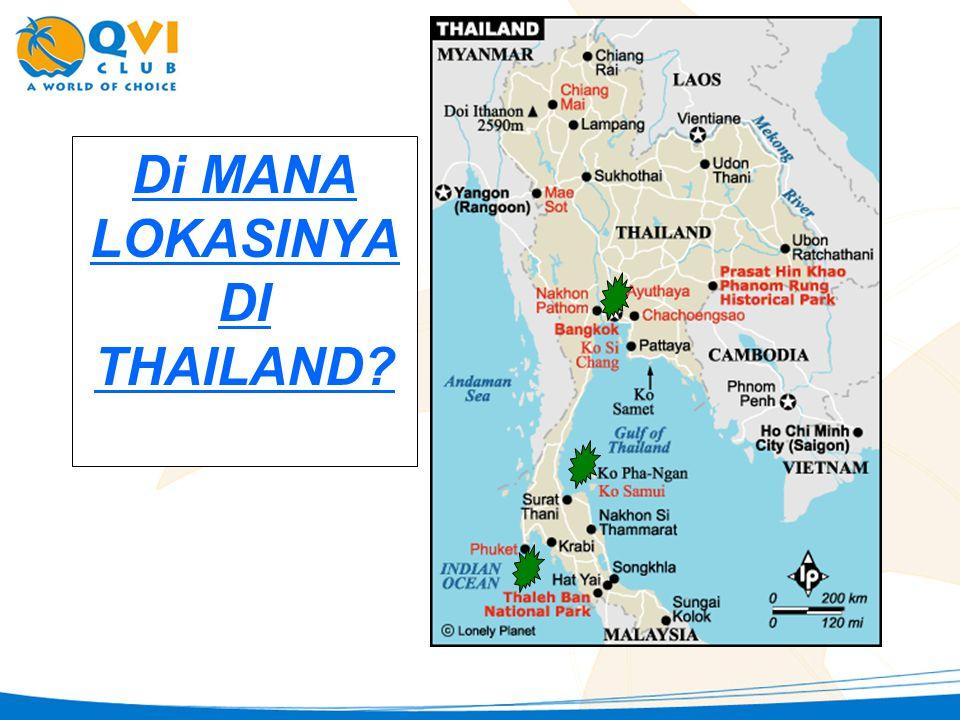 Di MANA LOKASINYA DI THAILAND?