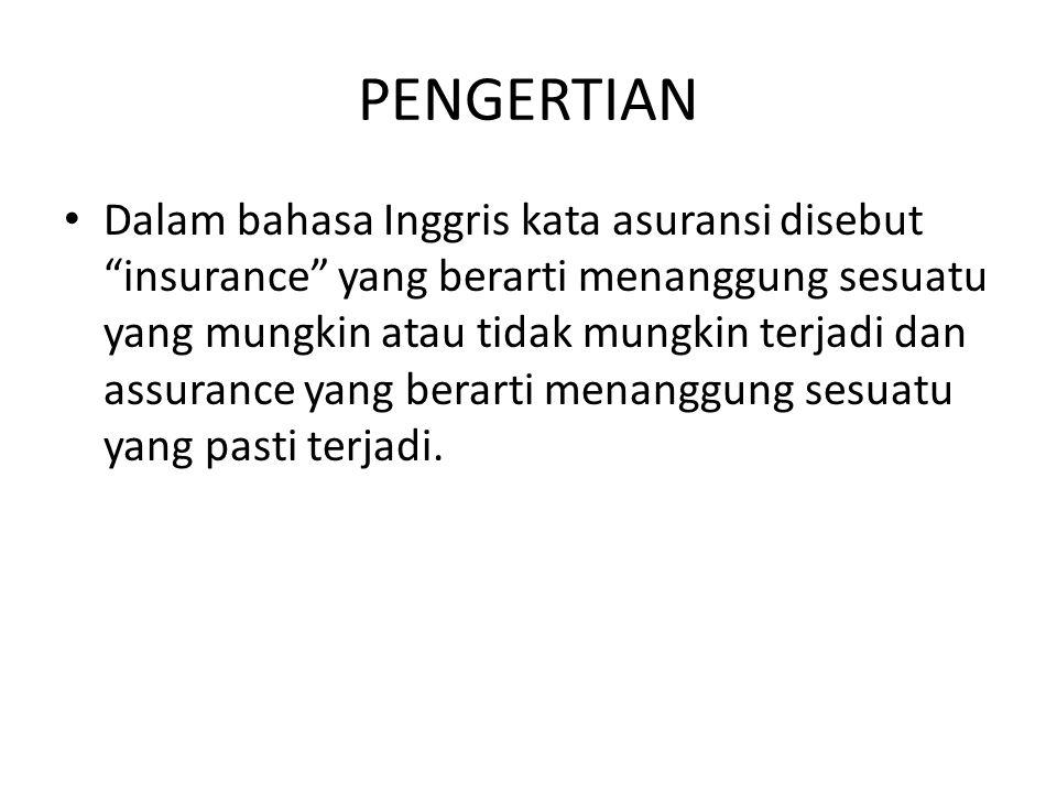 • Adapun menurut UU No.