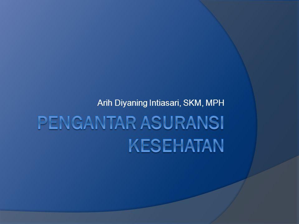 Arih Diyaning Intiasari, SKM, MPH