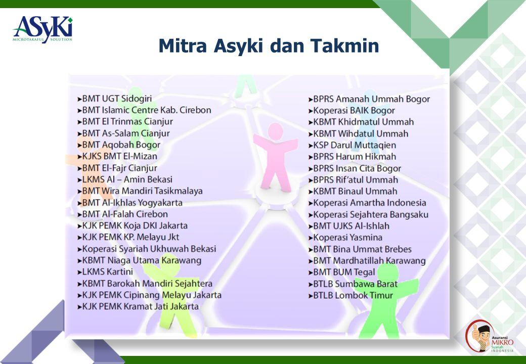 Mitra Asyki dan Takmin
