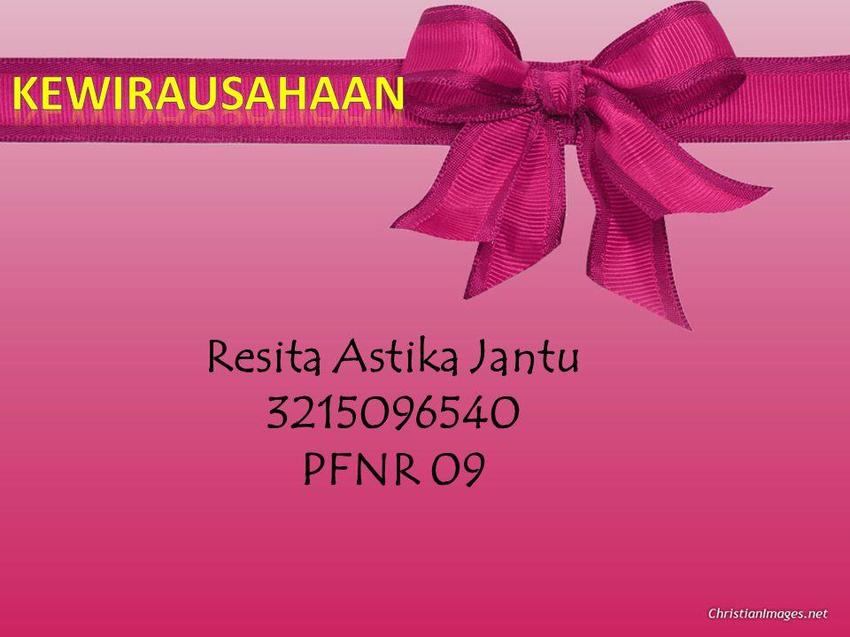 Resita Astika Jantu 3215096540 PFNR 09