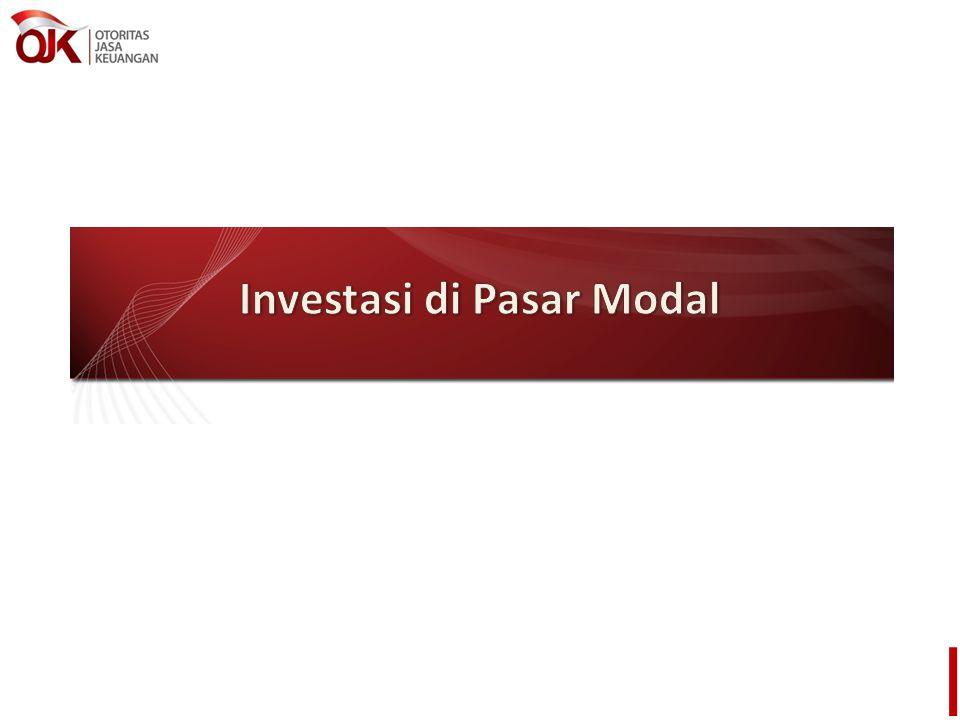 64 Mengembangkan kerangka regulasi terkait investasi Syariah di Pasar Modal Mengembangkan produk-produk Investasi Syariah di Pasar Modal Mengupayakan Kesetaraan Meningkatkan pengembangan SDM Master Plan 2010 - 2014