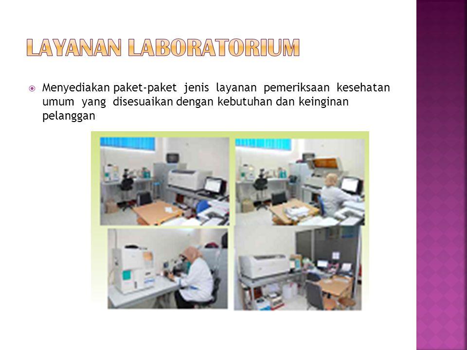 Untuk menjaga mutu sterilitas kamar operasi dan instrument bedah yang dipakai, kami telah melengkapi kamar bedah dengan fasilitas sterilisasi, yaitu s