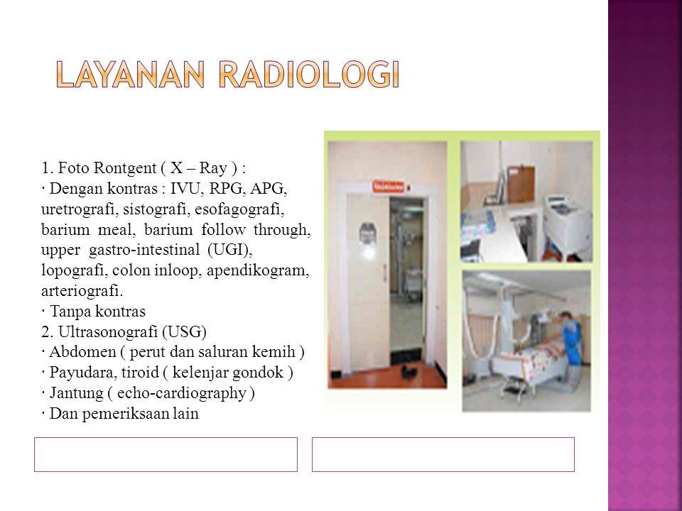 Obat-obatan dan alat kesehatan yang disediakan oleh Instalasi Farmasi RS Muhammadiyah Ahmad Dahlan Kota Kediri merupakan obat- obatan dan alat kesehat