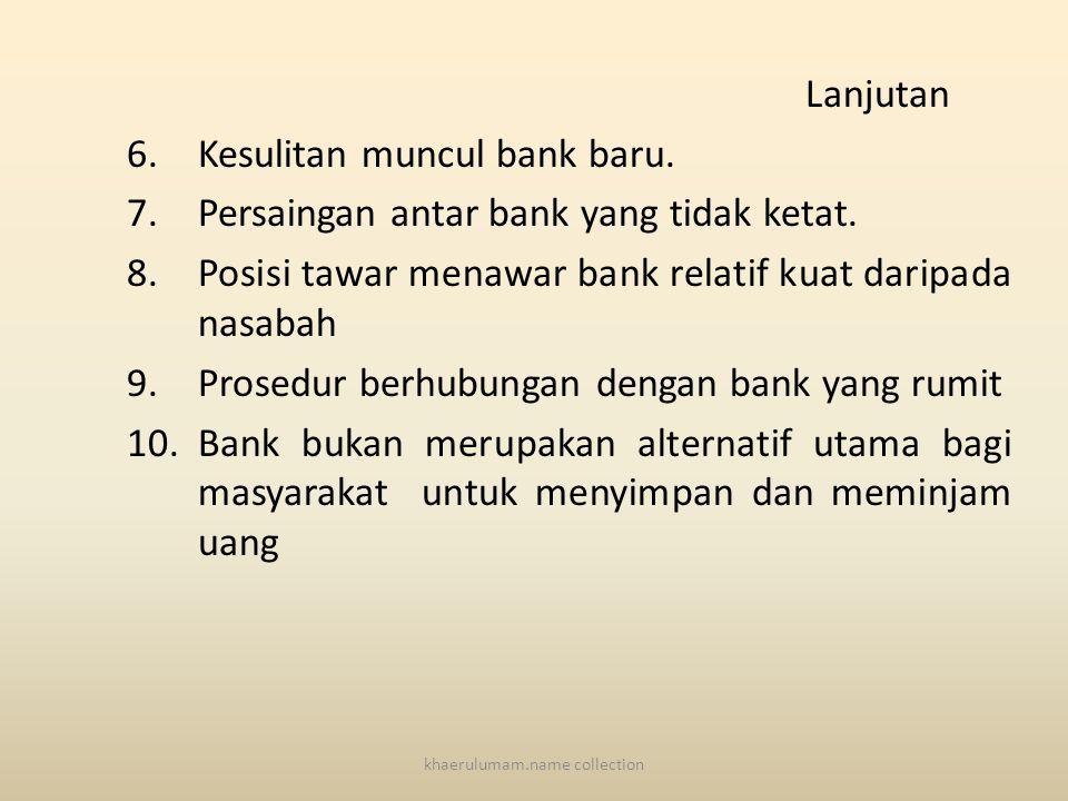 KEADAAN BANK SEBELUM DEREGULASI 1.Tidak adanya peraturan perundangan yang mengatur secara jelas tentang perubahan di Indonesia. 2.Kredit Likuiditas Ba