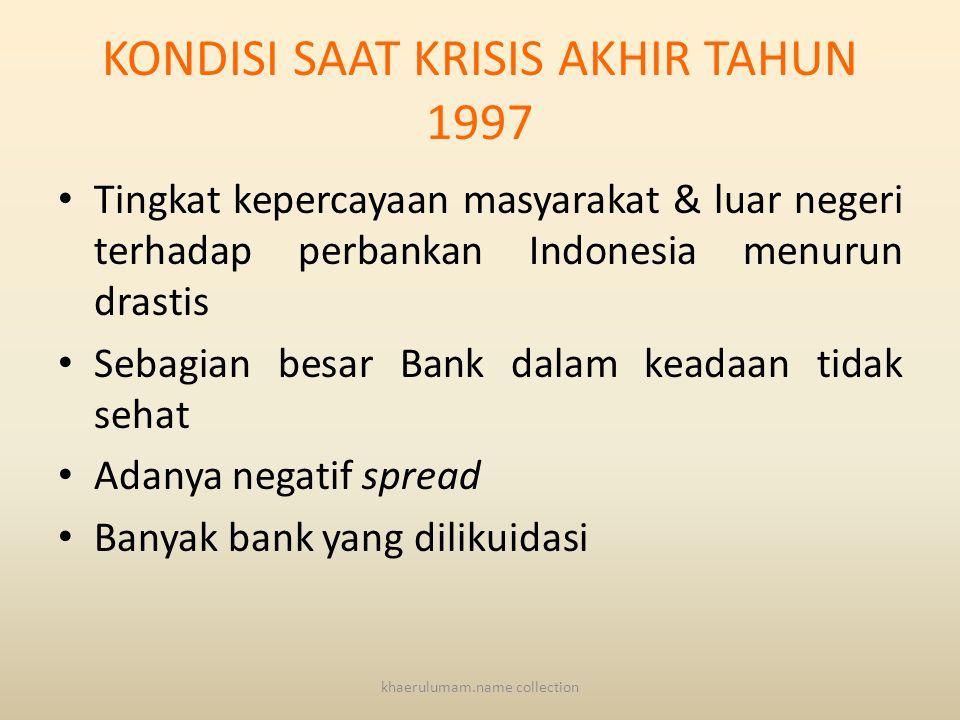 Paket 20 Desember 1988, yang berisi: 1.Aturan penyelenggaraan Bursa Efek oleh swasta 2.Alternatif sumber pembiayaan berupa: > Sewa Guna Usaha/ leasing