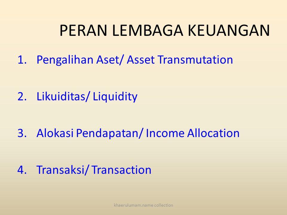 JENIS-JENIS BANK UU RI NO.10 Tahun 1998: 1.Bank Sentral 2.Bank Umum 3.Bank Perkreditan Rakyat (BPR) khaerulumam.name collection
