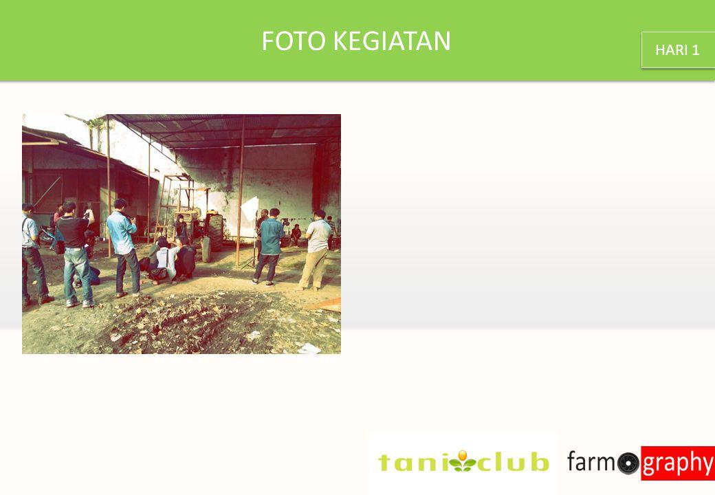 FOTO KEGIATAN Best Concept HARI 1