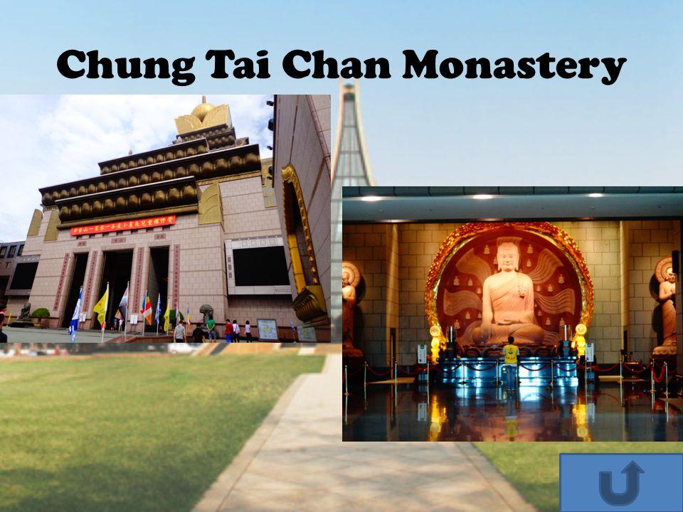 Chung Tai Chan Monastery 12