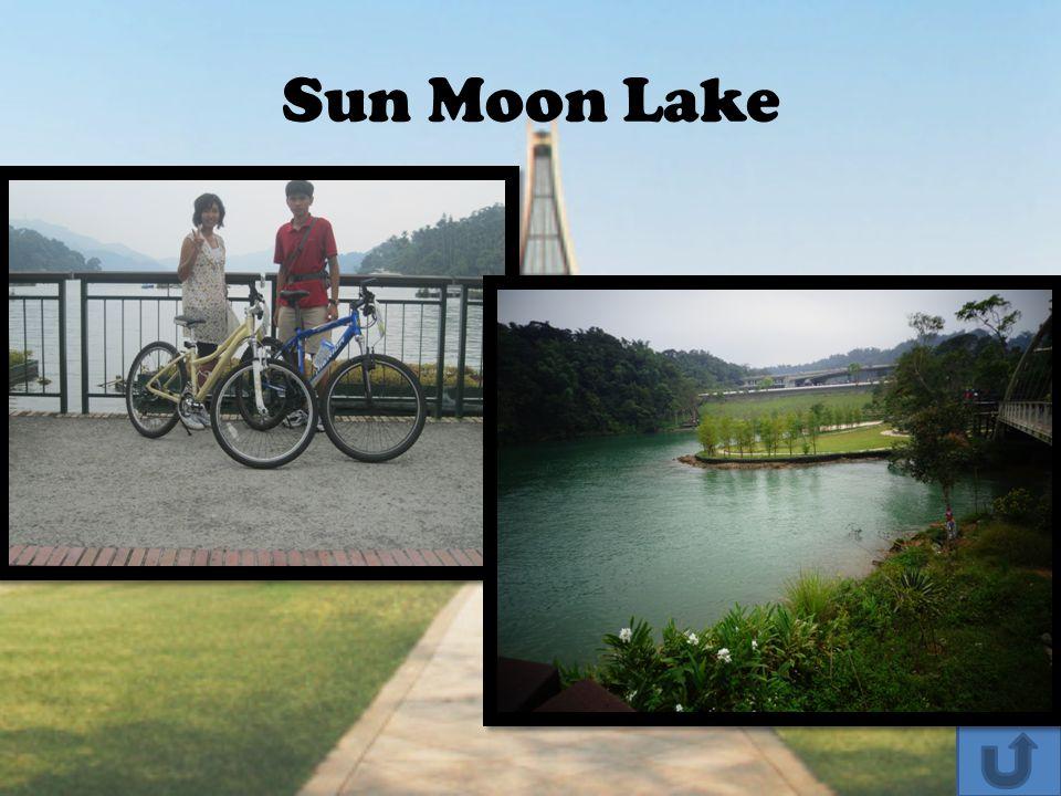 Sun Moon Lake 13