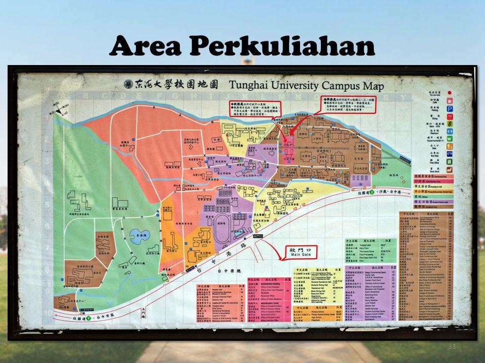 Area Perkuliahan 31