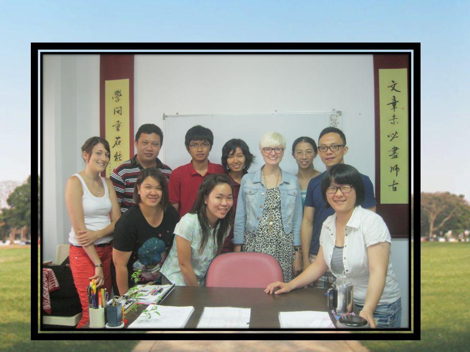 Pusat Bahasa • Pusat Bahasa Inggris & Pusat Bahasa Mandarin* • Pusat Bahasa Mandarin berdiri pada tahun 1970 • Aplikasi dan Dokumen: 1.
