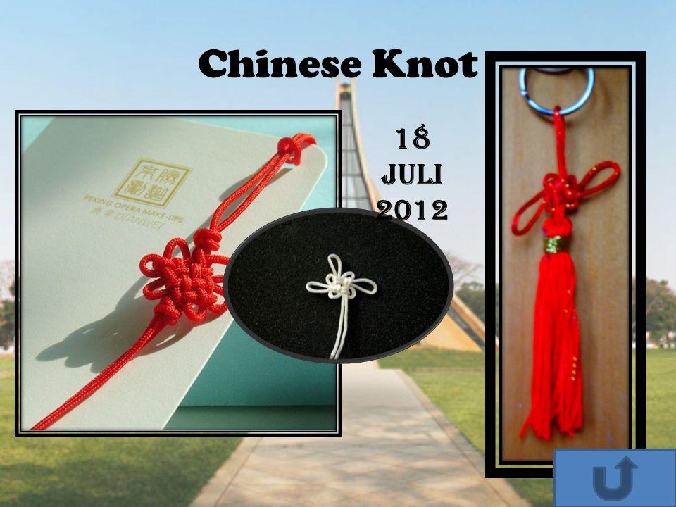 Chinese Knot 9 18 Juli 2012