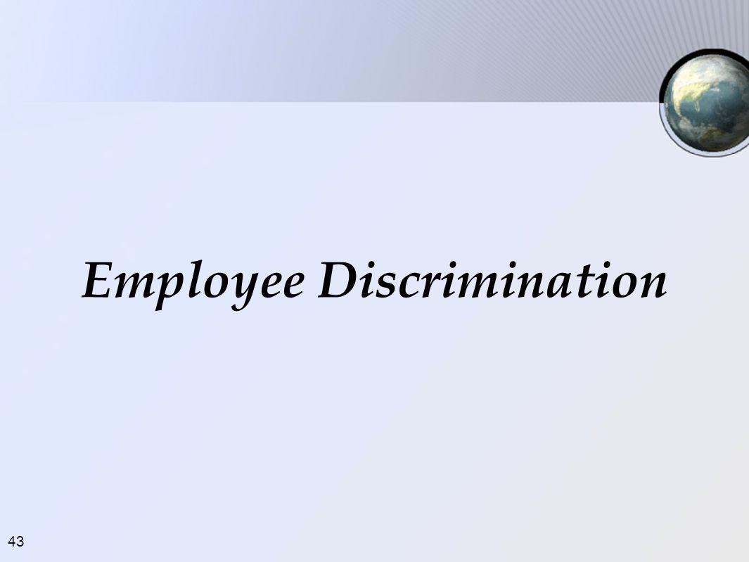 44 •Diskriminasi dilakukan oleh Fellow Worker •Misal : White worker yang bekerja pada Black Firm dengan upah w W akan merasa mendapat upah w W (1- d).