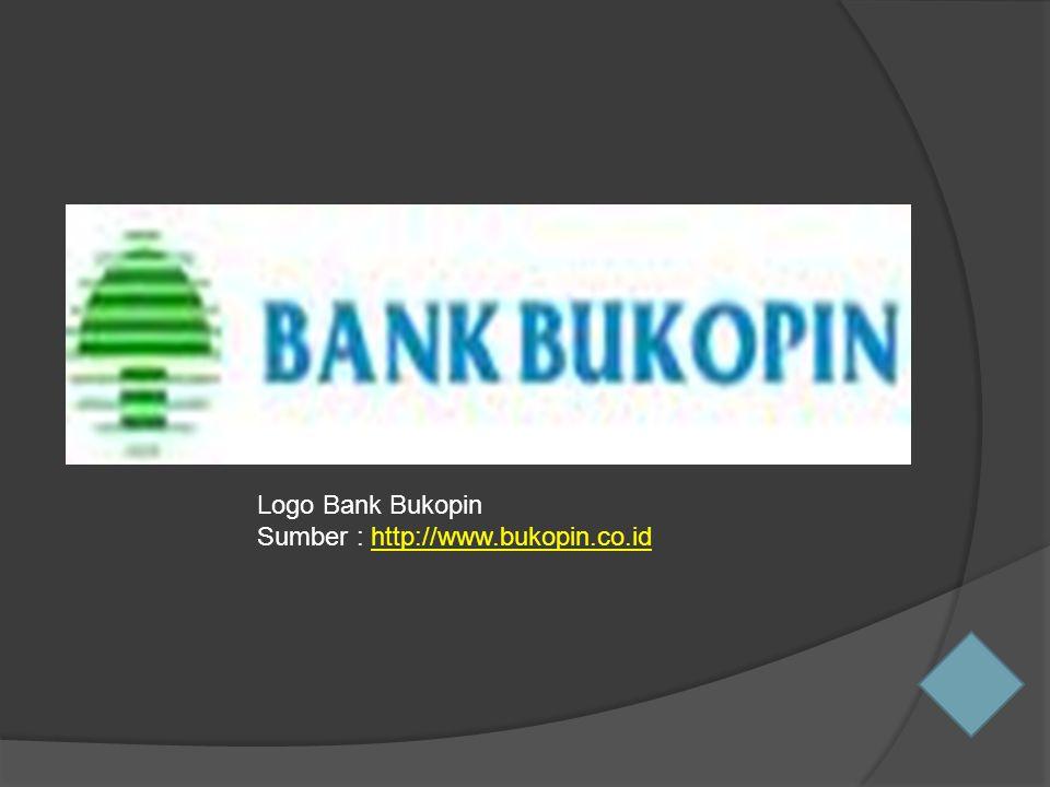 Logo Bank Bukopin Sumber : http://www.bukopin.co.idhttp://www.bukopin.co.id