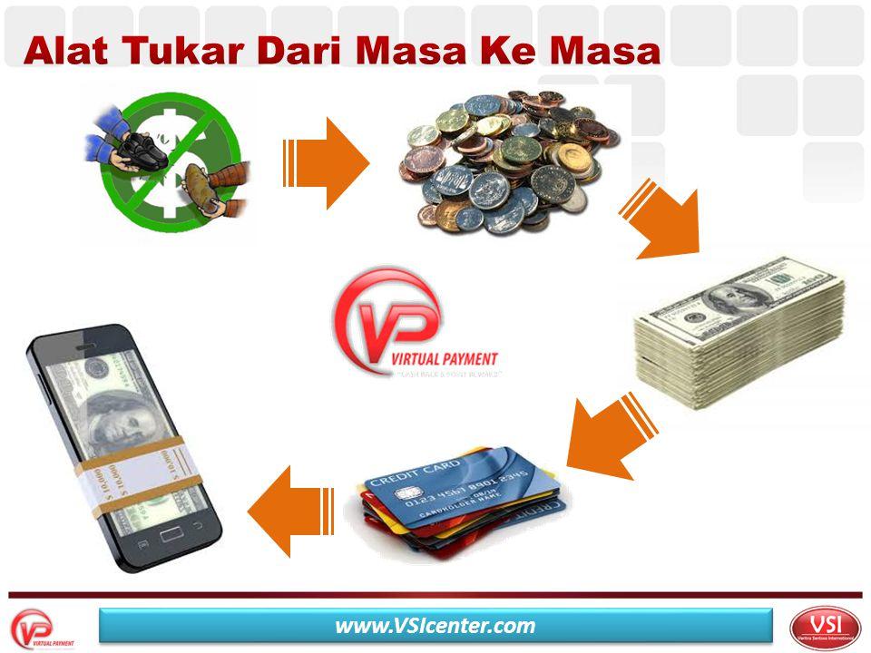 Apakah Uang Kertas akan Tergantikan…??.