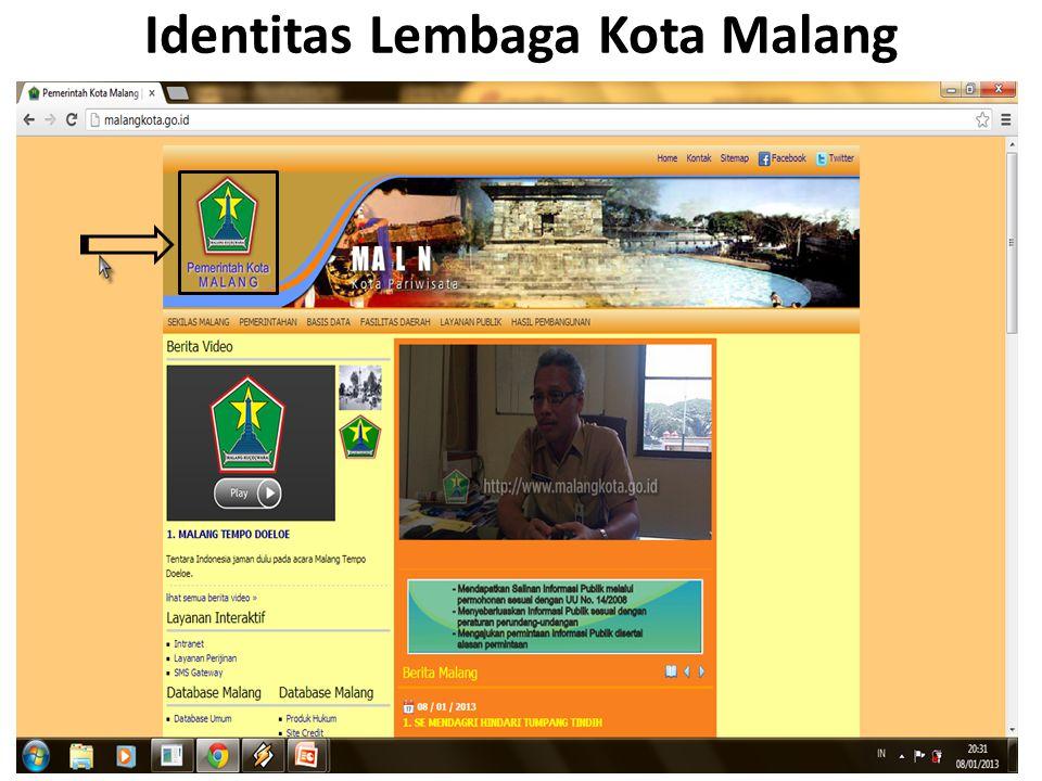 Kualitas Isi Kota Malang Kualitas isi di website www.malangkota.go.id ini sudah cukup baik dan menarik.www.malangkota.go.id Dari kelengkapan menu layanan dan menu interaksi – interaksi yang terdapat di dalamnya.