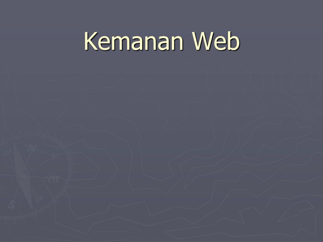 Keamanan Web ► How Web Works .
