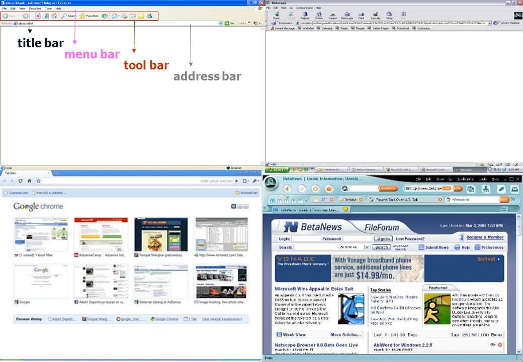 www.smfkbinafarma.com13 address bar menu bar title bar tool bar